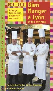 Bien Manger à Lyon Tome  15
