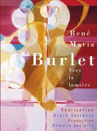 DVD René Maria Burlet