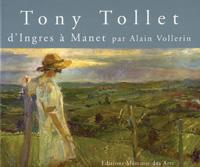 Tony Tollet d'Ingres à Manet
